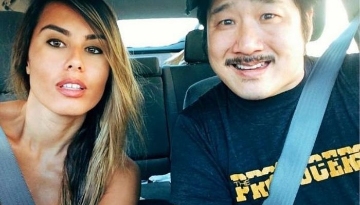 Bobby Lee's wife